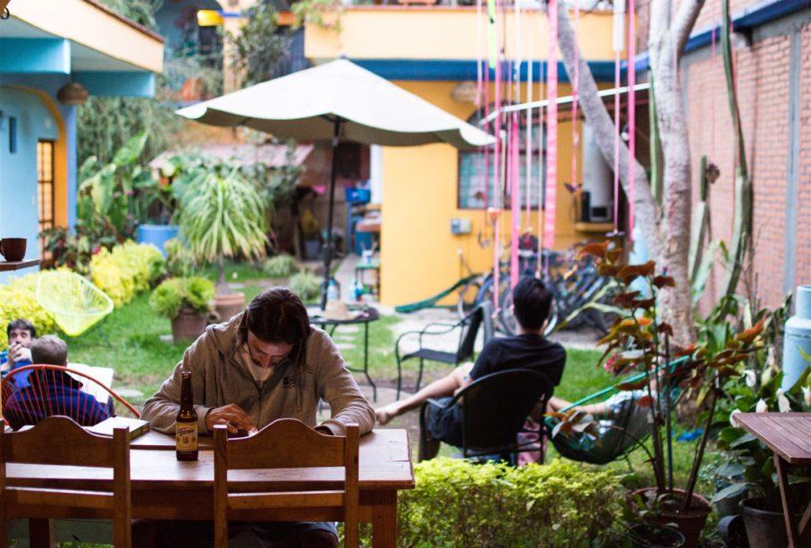 Spanish Classes @ Azul Cielo Hostel